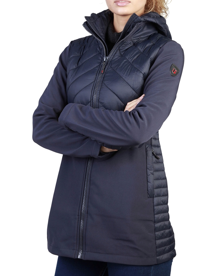 Geographical Norway - Giacca Donna - Ibox 7976d6d84ad6