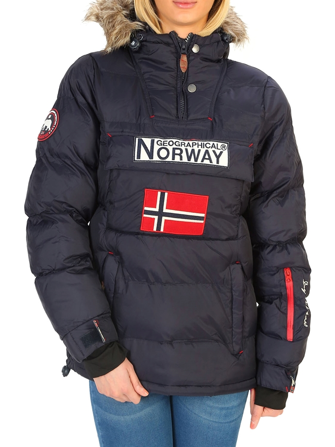 big sale 3fd40 190f6 Ibox Giacca Norway Geographical Geographical Norway Donna ...