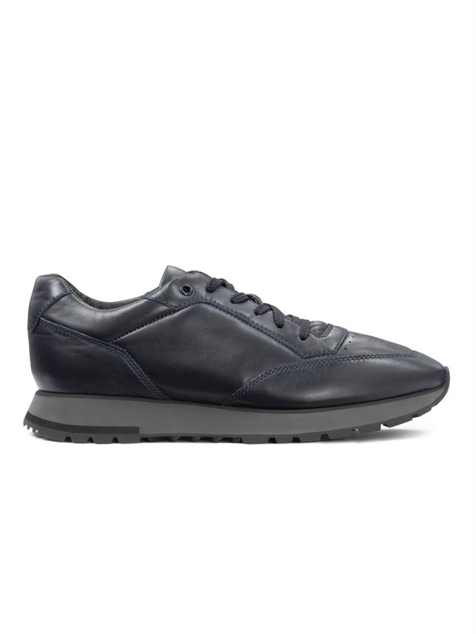 Sneaker Santoni Santoni Uomo Uomo Ibox Sneaker yYb76vgf