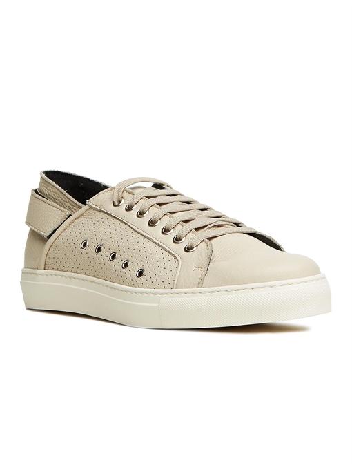 Baldinini - Sneaker uomo pelle forata ... 4078afa4cef