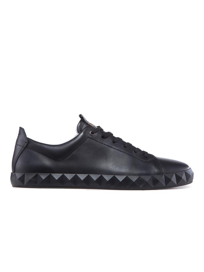 Emporio Armani - Sneaker Uomo in pelle - Ibox 1dc9eb2cff0