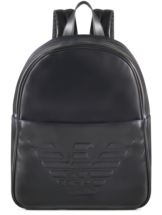Emporio Armani - Men s Backpack - Ibox a184839f99b66